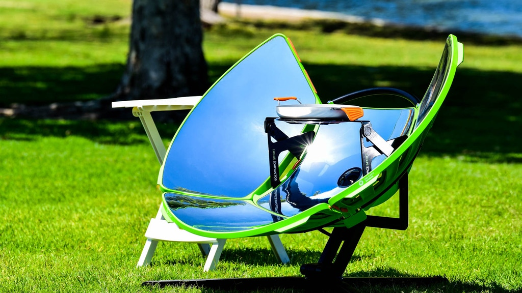 SolSource Sport - Cook ANYWHERE Under The Sun! project video thumbnail