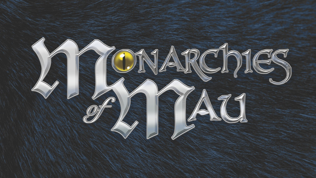 Monarchies of Mau Fantasy Tabletop RPG project video thumbnail