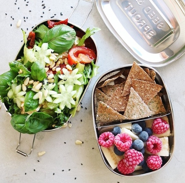 bring our seed sprout bento lunch boxes home to australia by sophie kovic kickstarter. Black Bedroom Furniture Sets. Home Design Ideas