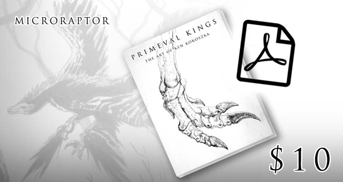 Microraptor - PDF of the Book