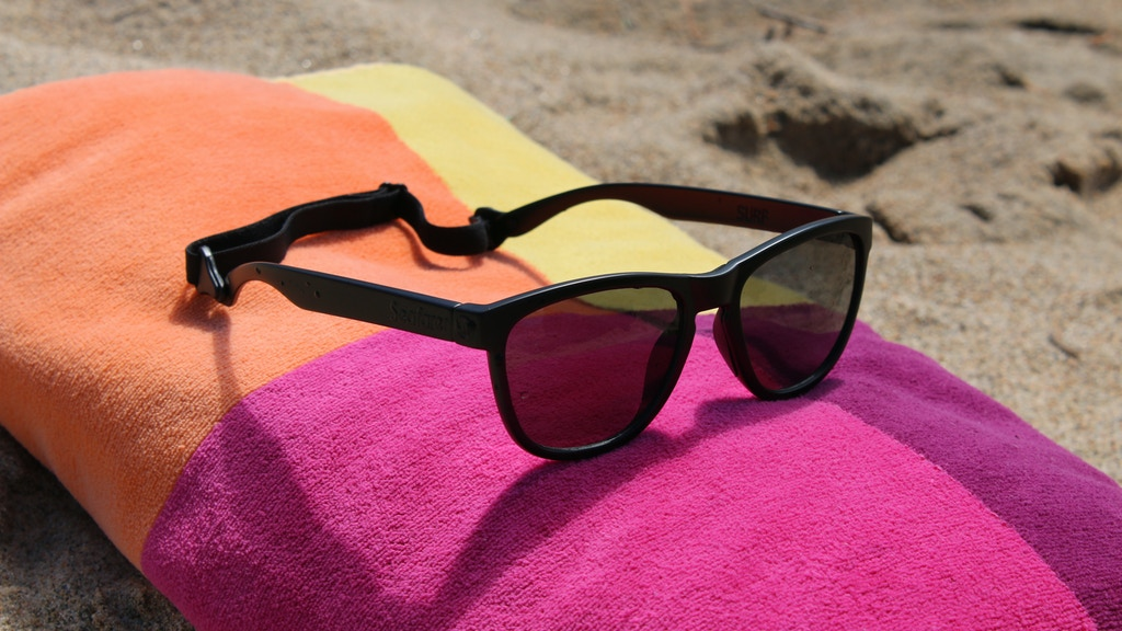 Polarized Floating Sunglasses Engineered for Life on Water project video thumbnail