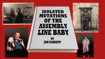 Isolated Mutations of the Assembly Line Baby by Jon Schnepp