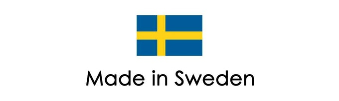 To ensure the highest quality we have decided to design and manufacture the Smartbox in Sweden.