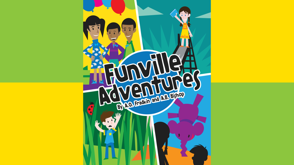 Funville Adventures! A math-inspired children's book project video thumbnail