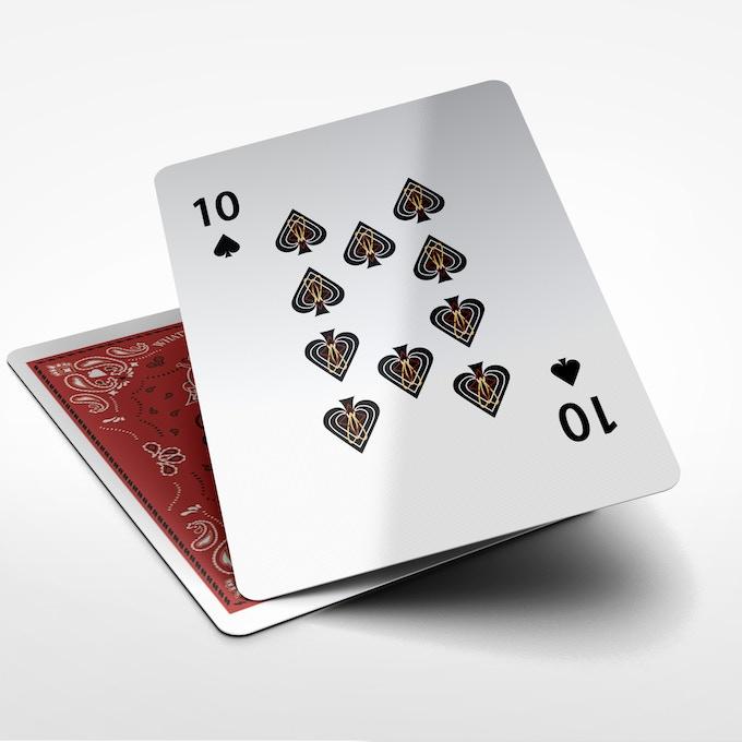 10 of spades