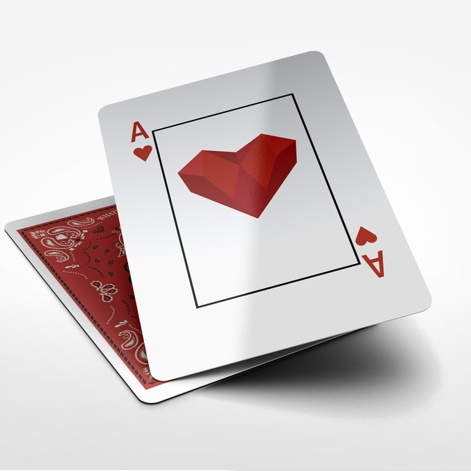 Ace of Hearts. Inspired by Kanye's West's 808 and Heartbreaks