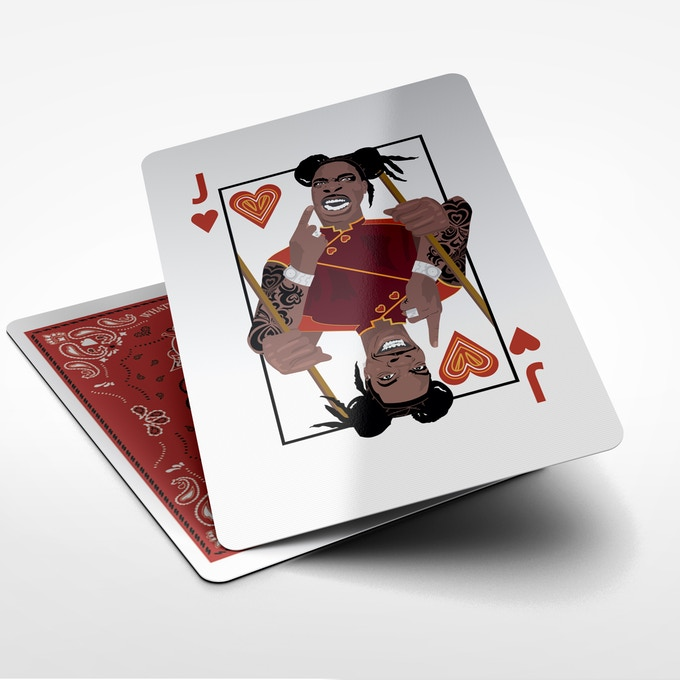 Busta Rhymes as Jack of Hearts
