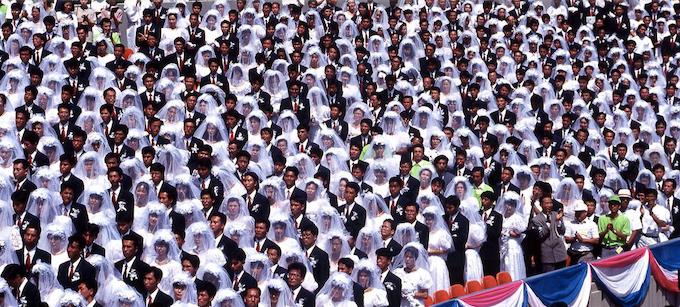 Cara's 1995 Wedding/Credit:Kurita Kaku/Gama-Rapho/Getty Images