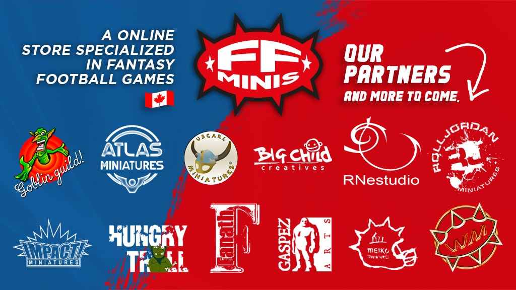 FFMinis a new Online store for fantasy football project video thumbnail