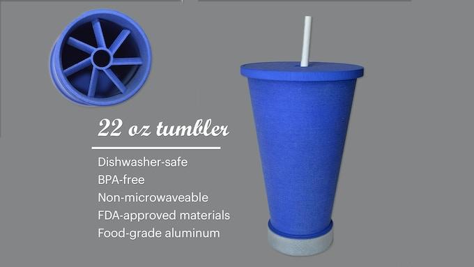 Prototype 22 oz Tumbler