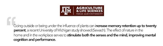 http://ellisonchair.tamu.edu/health-and-well-being-benefits-of-plants/#.WRAGjbF7Hdc