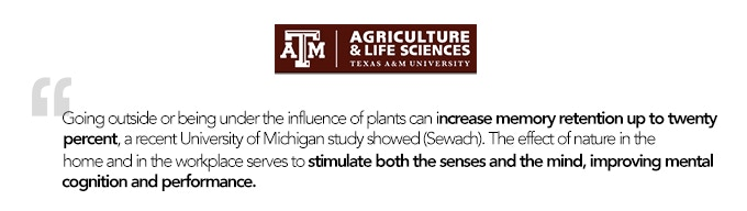 http://ellisonchair.tamu.edu/health-and-well-being-benefits-of-plants/#.WRAGjbF7Hdc