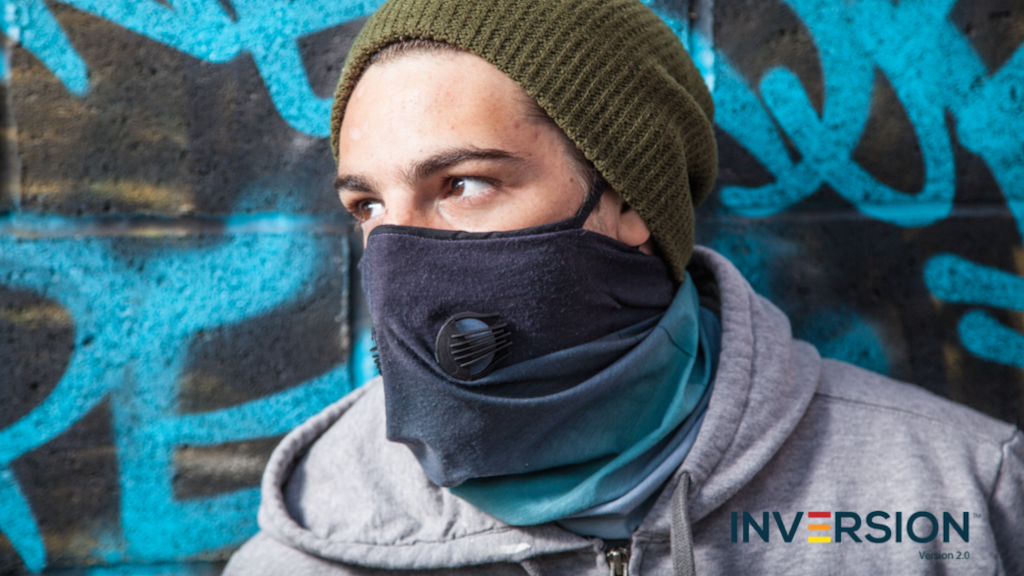 Inversion Air Pollution Gaiter 2.0 - Protect Your Lungs project video thumbnail