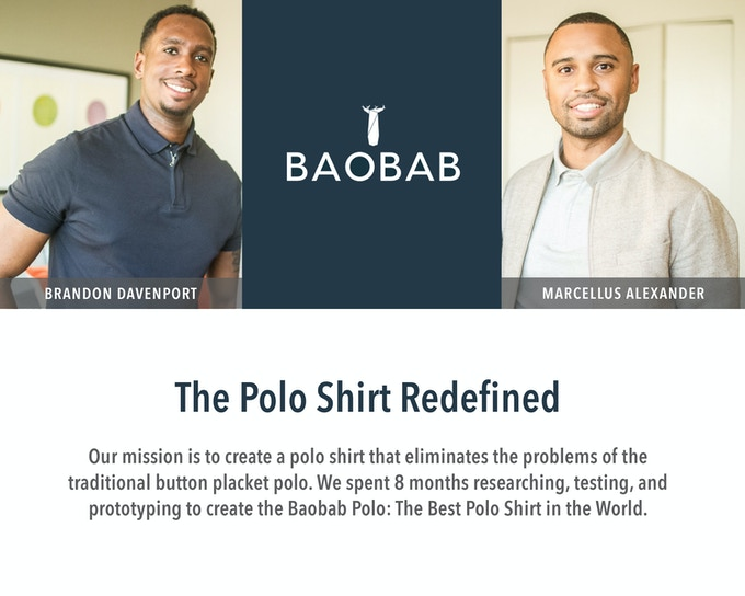 Passionate about making polo shirts that are engineered to last