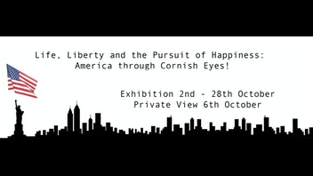 Photography exhibition in Torquay, England from NYC