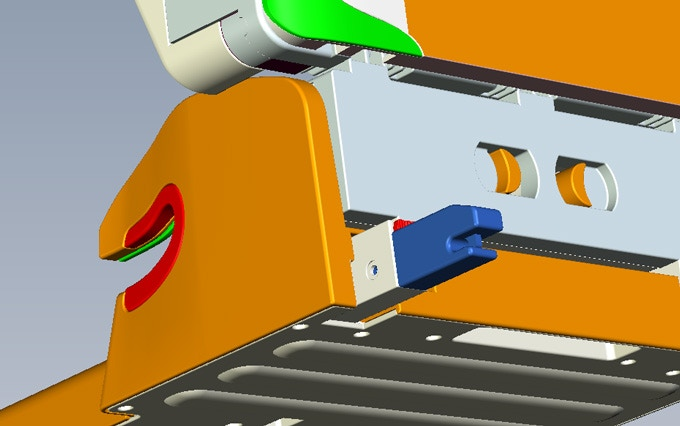 IsoFix (Latch) system for better protection