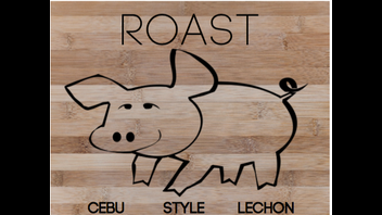 Whole Roasted Lechon Food Truck