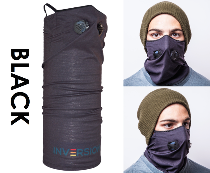 Inversion Air Pollution Gaiter 2 0 Protect Your Lungs By