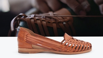 STORI - ethically handcrafted leather footwear.