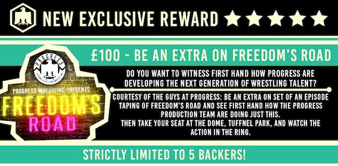 A Kickstarter exclusive: click 'The Boston Dome' on the right - £100