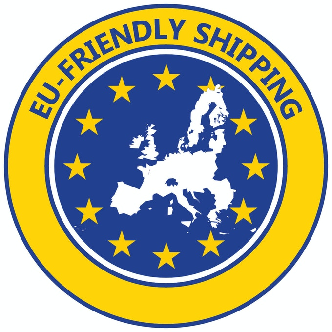 For the first time, we are able to offer EU-Friendly shipping! Rewards bound for the EU will ship from within the EU. No extra customs charges!