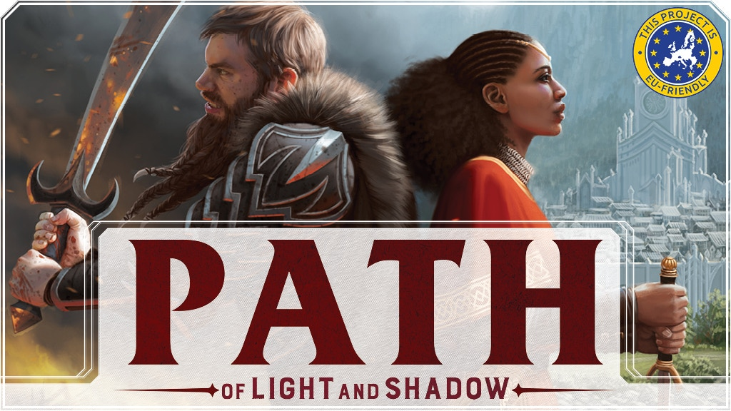 Path of Light and Shadow project video thumbnail