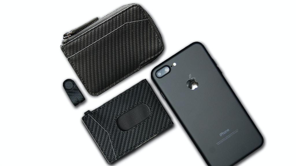 X-Flex Mini and X-Pocket RFID slim wallet project video thumbnail