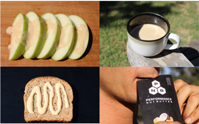 Different Ways to Eat Performance Nut Butter