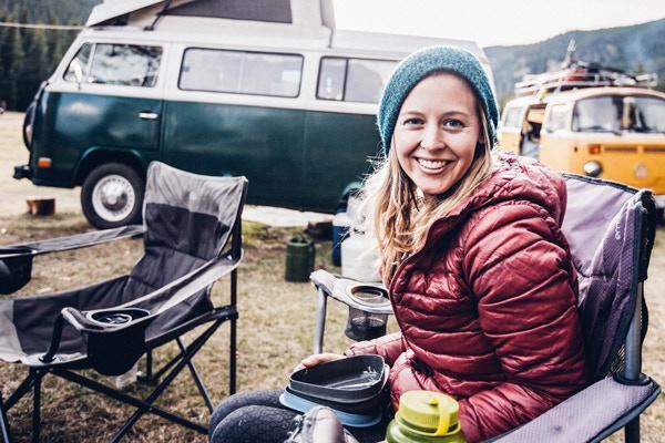 Kathleen Morton: Colorado, USA. Founder, Tiny House, Tiny Footprint. Vanlife/Outdoor Writer, Photographer and Content Creator.