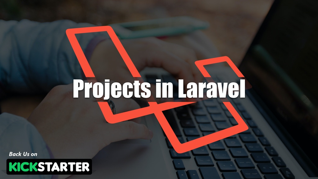 Projects in Laravel - Learn By Building 10 Real World Apps project video thumbnail