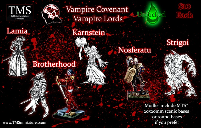 tms vampire covenant army by tms � kickstarter