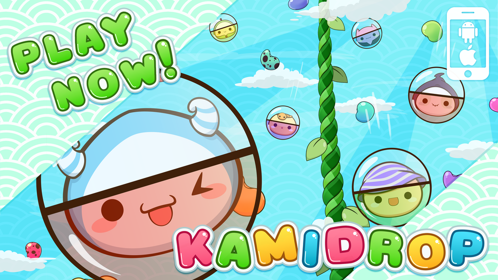 KamiDrop: Make Friends For Life! project video thumbnail