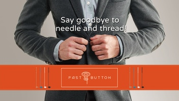 FastButton 2.0 - Sew a button in less than a minute!