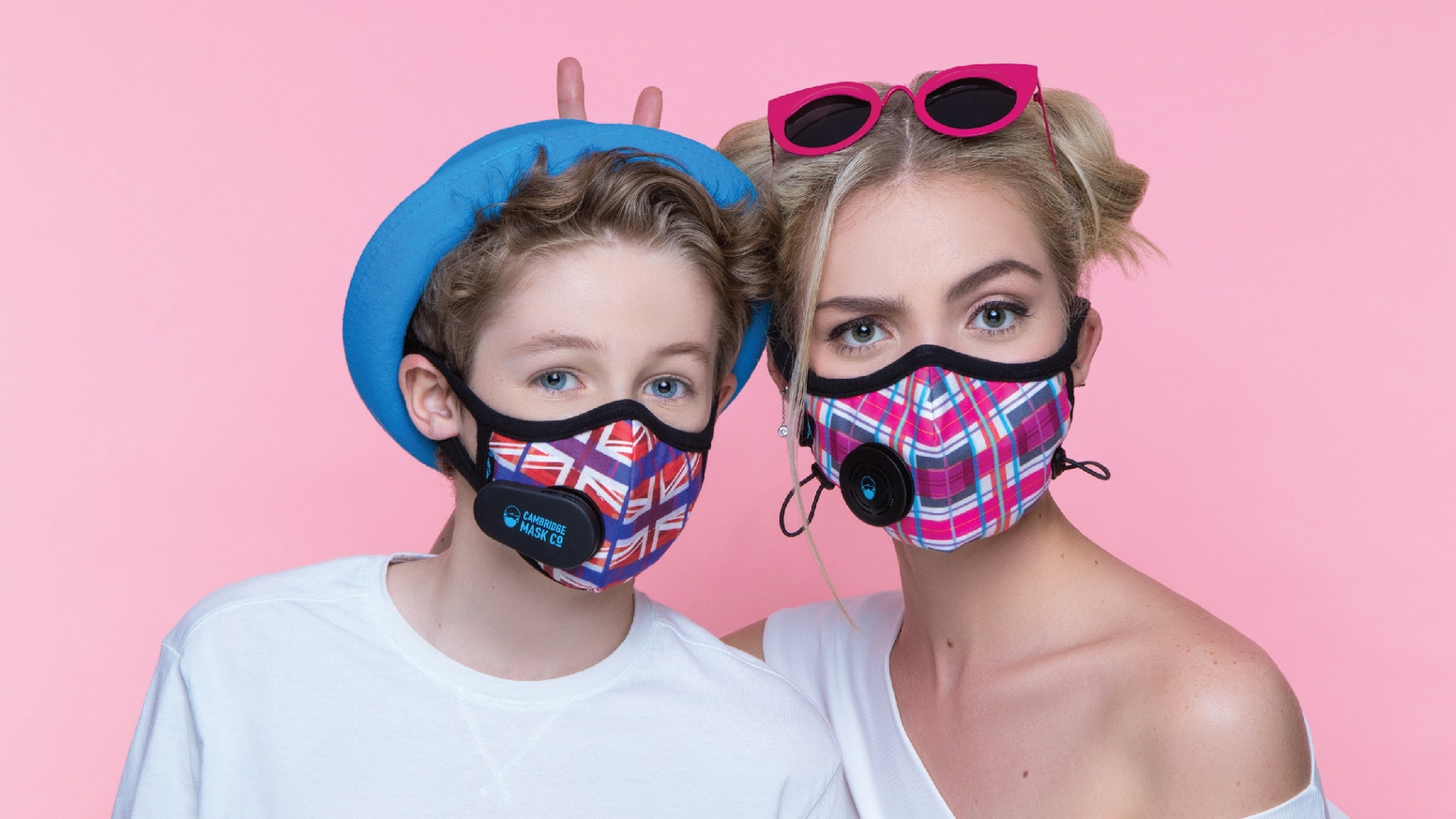 Our respirator measures breathing activity, pollutants around you and pairs with our app, which tells you when to wear your mask!