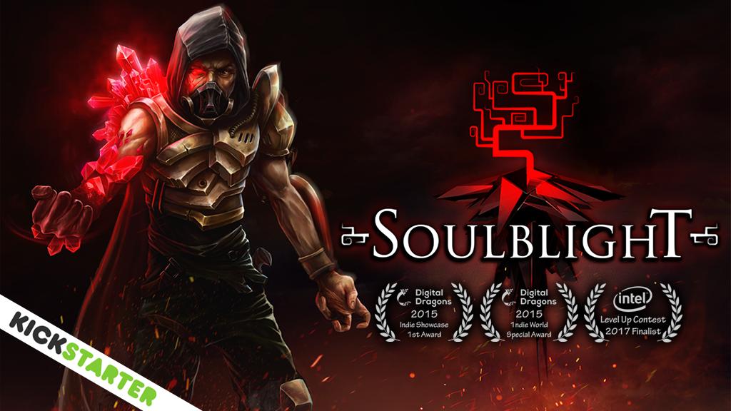 Soulblight project video thumbnail