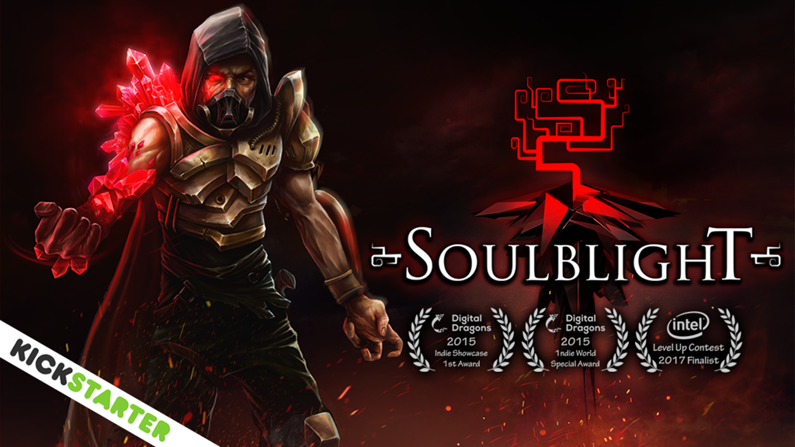 Soulblight is a dark, top-down roguelike luring you to cross the thin line between good and evil