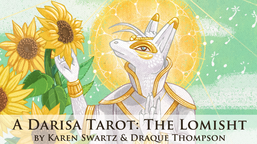 A Darisa Tarot, The Lomisht project video thumbnail