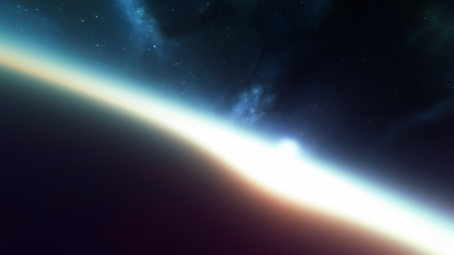Color Grading & Atmospheric Scattering make a lovely combination