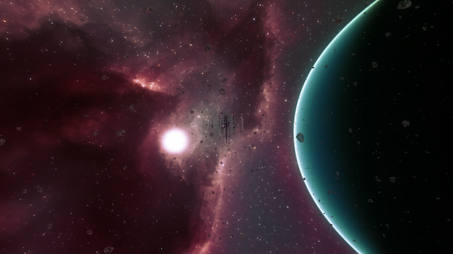 Really like the colors in this system...algorithms did a good job!