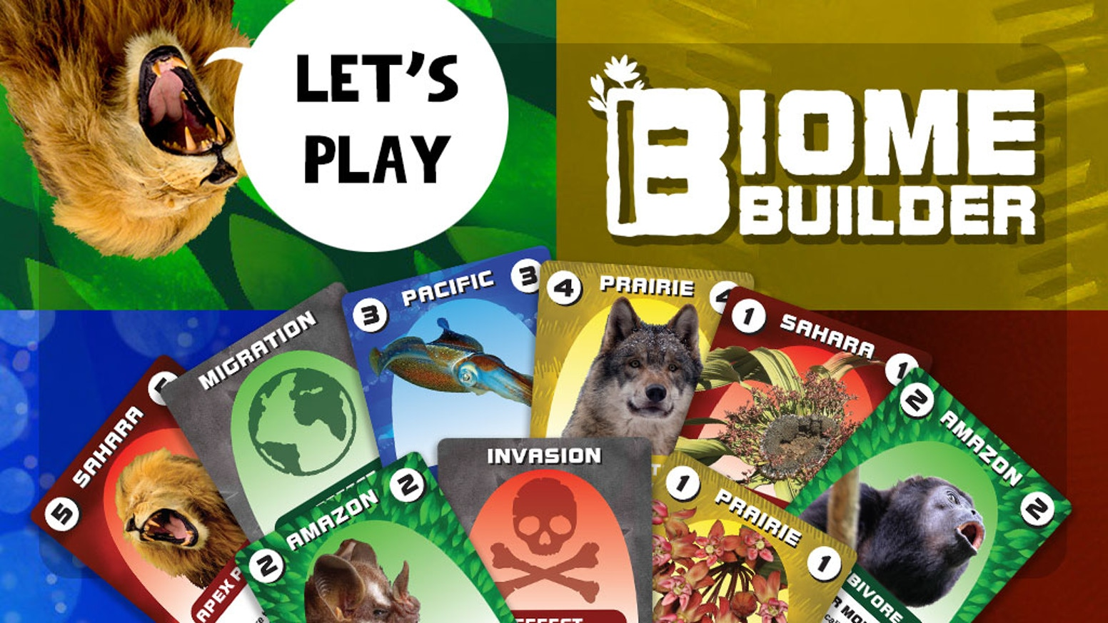 Biome Builder by Mande, Lindsay & Jessica- KS Team — Kickstarter