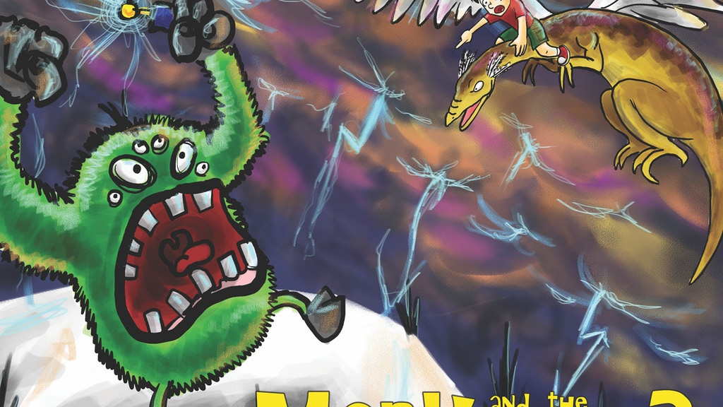 Mark and the Molecule Maker 3: The Underground Mountain project video thumbnail