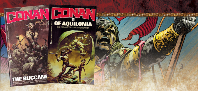 A number of authors wrote Conan stories after Robert E. Howard's death in 1936. They are not considered canon, but some, especially those by L. Sprague de Camp and Lin Carter, feature further tales of Conan and Thoth.