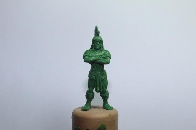 Aztec Officer (NO!) - $5
