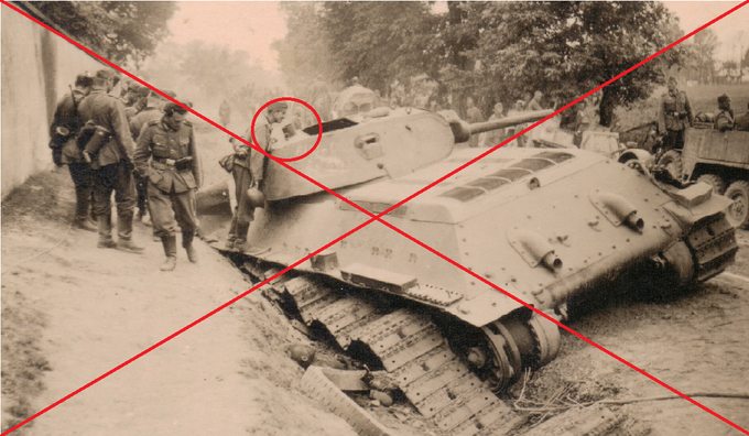 An initial production T-34 from the first production batch. Want to know who to tell? Help kickstart my book!
