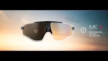 Juic-e, the very first smart sunglasses