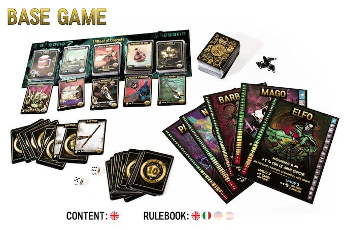 Village of Legends - Base Game