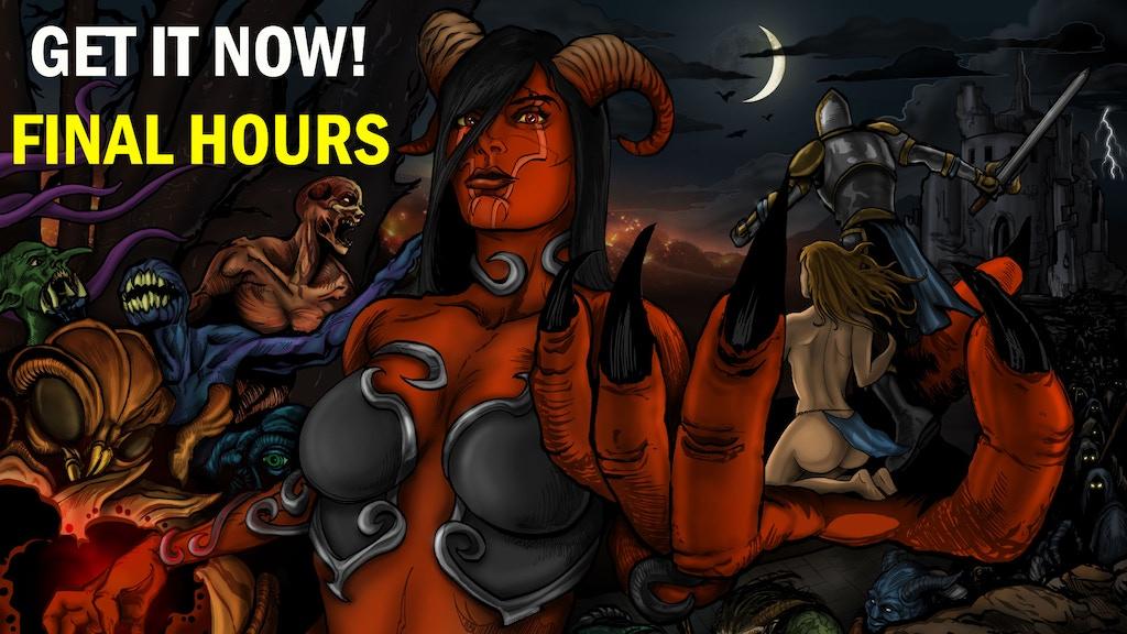 Maximum Mayhem Dungeons: Monsters of Mayhem #1 project video thumbnail