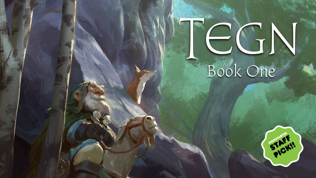 TEGN Book 1 project video thumbnail