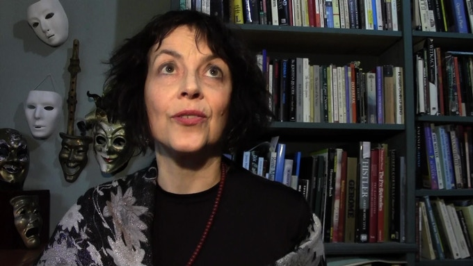 Aleksandra Wolska, Artistic Co-Director of Theater Between and Global Theater of the Girls