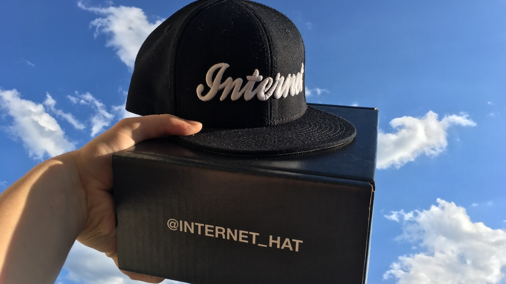 INTERNET HAT project video thumbnail
